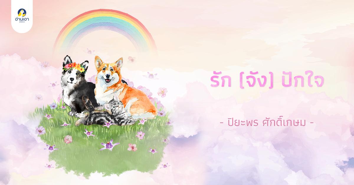 รัก (จัง) ปักใจ บทที่ 6 : นางแมวลายชื่อตาหวาน