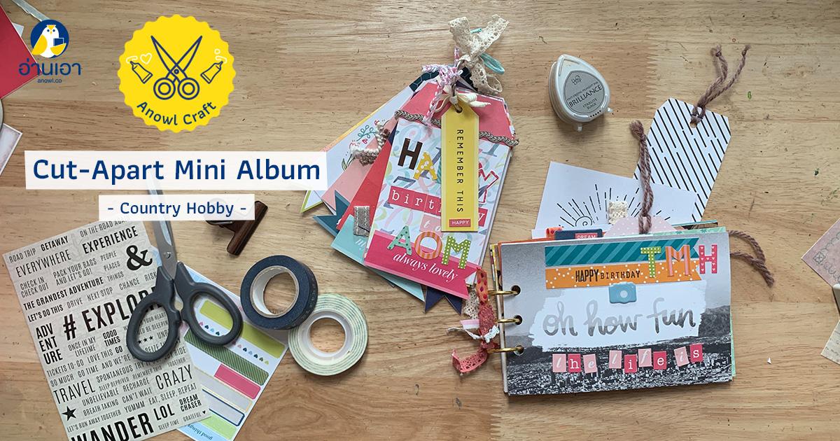 Cut-Apart Mini Album